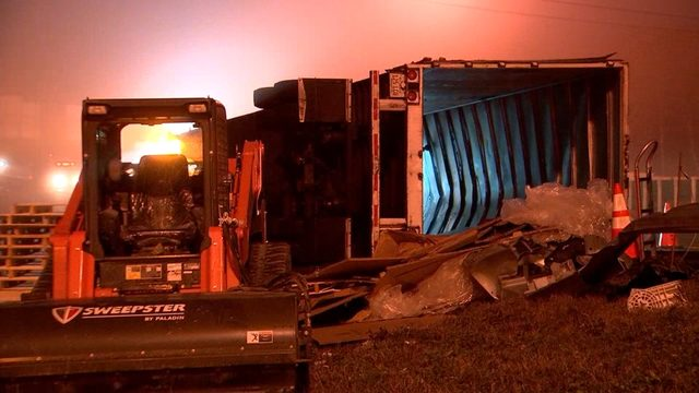 Morning commute: Crews finally clear scene of deadly I-20