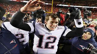 Patriots to take on the Rams in Super Bowl LIII in Atlanta