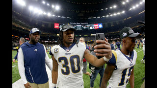 See Rams, Patriots, other NFL players at Super Bowl Opening Night