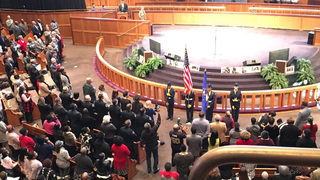 Cobb County church fills to honor legacy of Dr. Martin Luther King, Jr.