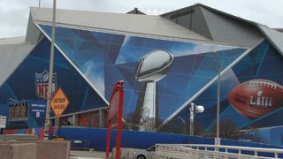 Channel 2 gets exclusive access to intelligence operations center for Super Bowl LIII