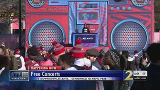 Super Bowl 53: Concerts, music festivals in Atlanta leading up to the big game