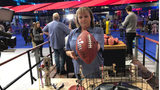 From pig skin to laces: How is the Super Bowl official football made?