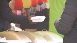 Heads up! Make sure Super Bowl vendor is officially licensed before grabbing food