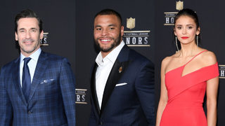 Celebrities, athletes descend on Atlanta ahead of Super Bowl LIII