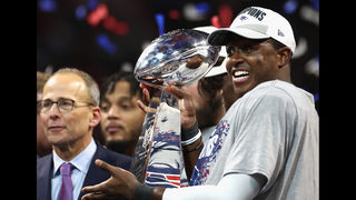 PHOTOS: New England Patriots win Super Bowl LIII