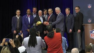 Atlanta hands off host responsibility to Miami for Super Bowl LIV