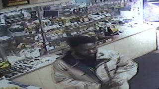 Have you seen him? Man wanted in shooting death of father of 5 outside gas station