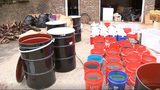 The DEA says it made a major meth lab bust in North Fulton on Saturday.
