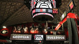 The interior of Stegeman Coliseum in Athens. Curtis Compton/ccompton@ajc.com