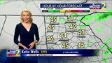 Patchy drizzle expected for your morning commute