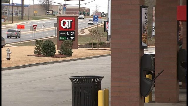 Woman Says Gas Station Workers Hid In Cooler When Gunman Opened Fire
