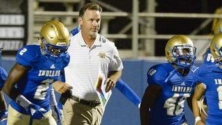 McEachern football coach resigns to take job in Savannah