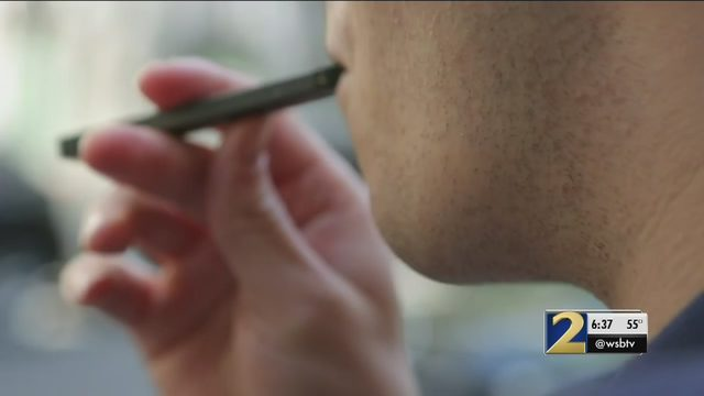 TEENS VAPING GEORGIA: Forsyth County passes new laws to help
