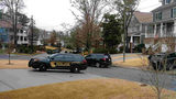 SWAT teams are on the scene in a Brookhaven neighborhood.