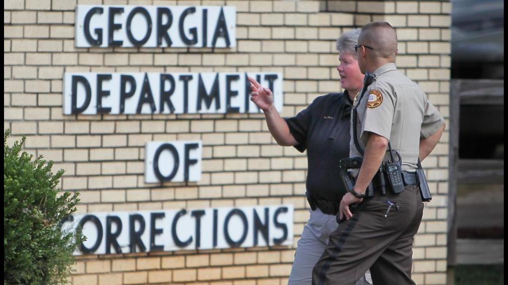 GEORGIA PRISONER DEATHS: 3 inmates die in 8-day span at