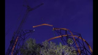New roller coaster, free beer on tap at Busch Gardens