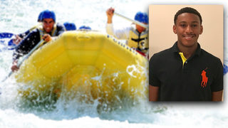 Boy Scout hailed as hero for saving 12-year-old from rushing water