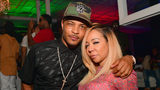 ATLANTA, GA - AUGUST 15: T.I. and Tameka 'Tiny' Harris attend young thugs 25th birthday and PUM Campaign on August 15, 2016 in Atlanta, Georgia. (Photo by Prince Williams/Getty Images for PUMA)