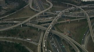 POLL: How bad is traffic on Spaghetti Junction? New data says some of the worst in U.S.