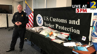 How agents busted a 24-year-old woman with 3 lbs of cocaine at Atlanta airport
