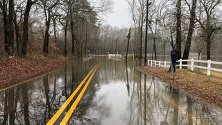 Flooding causing headaches across north Georgia