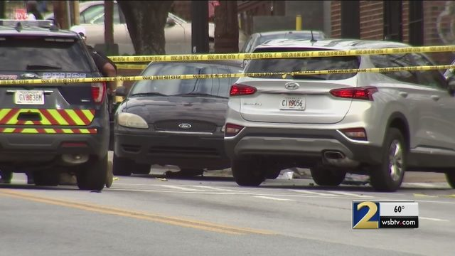 EAST POINT OFFICER INVOLVED SHOOTING: Officer shoots suspect during