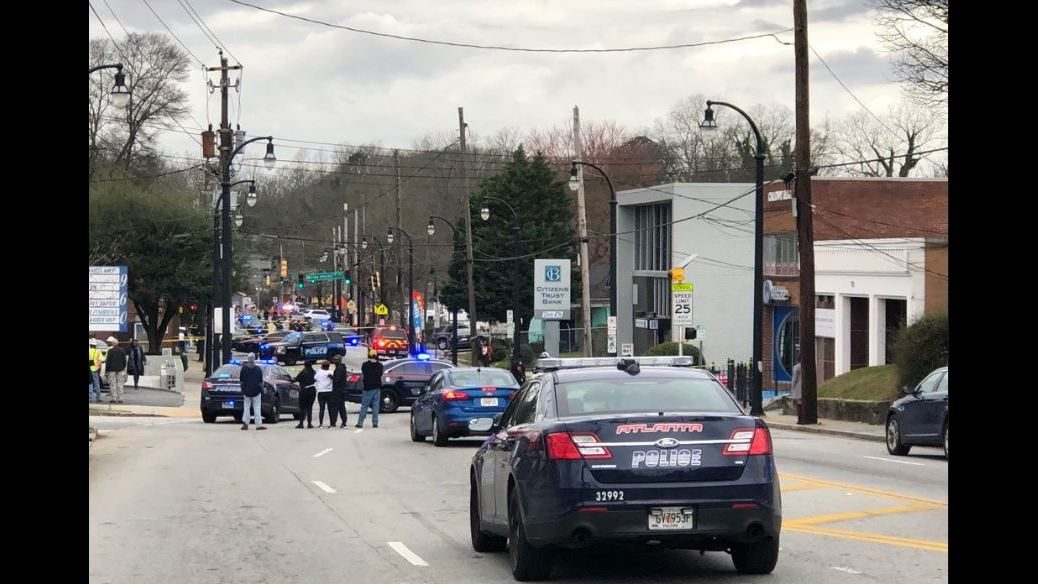 EAST POINT OFFICER INVOLVED SHOOTING: Officer shoots suspect