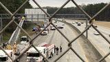 Police activity shut down Ga. 400 South in Alpharetta for hours Wednesday morning.