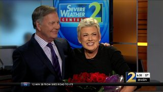 PHOTOS: Channel 2 Action News honors Karen Minton as she
