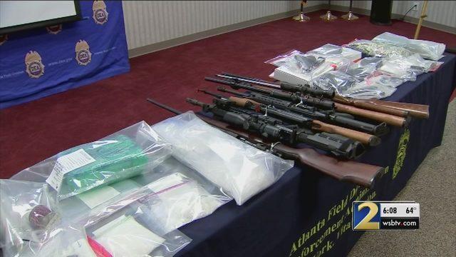20 arrested in major drug bust