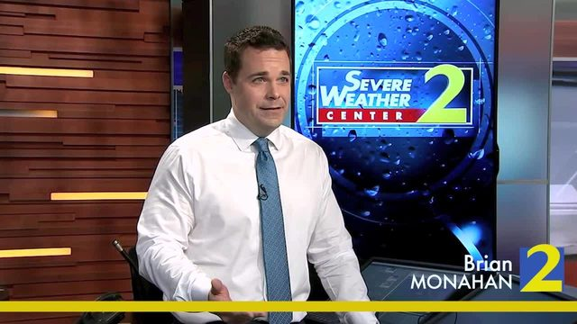 WHO IS BRIAN MONAHAN? Get to know the new meteorologist on Channel 2