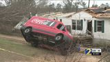'The devastation is incredible': Tornadoes kill 23 in Alabama, damage homes in Georgia