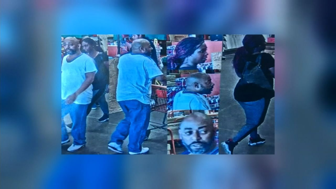Metro Atlanta Home Depot robbers becoming violent, police