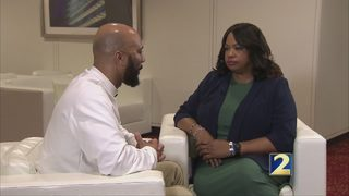 Common talks One on One with Condace Pressley