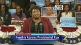 Stacey Abrams says 2020 presidential run 'definitely on the table'