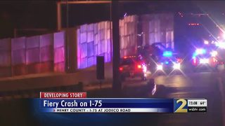2 dead after wrong-way crash in stolen car