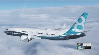 President issues emergency order grounding all Boeing 737 Max 8 and 9 jets