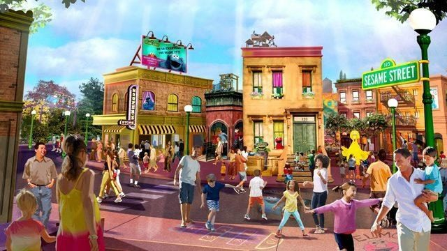 Sesame Street at SeaWorld Orlando opens later this month | WSB-TV