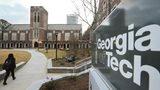 FILE: Georgia Tech campus. Photo: The Atlanta Journal-Constitution.