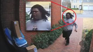 Thief caught on camera stealing from family with critically injured son