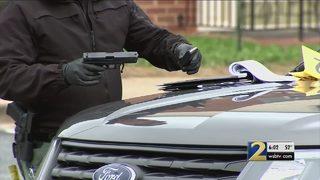 Man shoots, kills woman in Wells Fargo bank parking lot, police say
