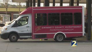 Gwinnett offers transportation on demand