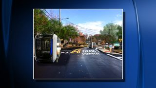 Driverless shuttles could be coming to DeKalb County city