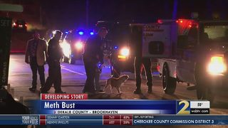 Federal agents bust major meth operation in Brookhaven