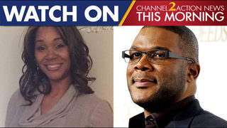 Tyler Perry steps in to help family of woman killed in bank shooting