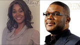Tynesha Evans and Tyler Perry