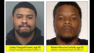GWINNETT COUNTY HOMICIDE INVESTIGATION: 2 men reported