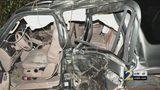 5 teens injured, 3 critically, when SUV slams into tree, police say