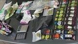 Several teens arrested after deputies find drugs disguised as candy